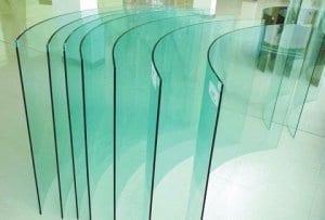 Моллированное стекло