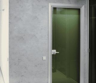 Глянцевые двери