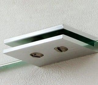 Держатели (коннекторы) для стекла