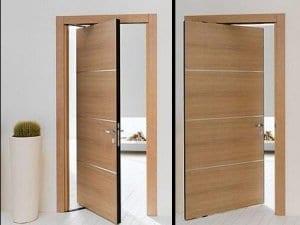 Двери без петель