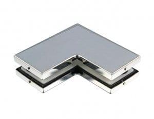 Фитинги для стеклянных маятниковых дверей