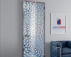 Распашные офисные двери