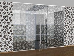 Декоративные двери