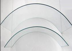 Изготовление радиусного стекла