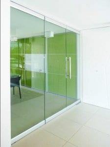 Входные двери для офиса