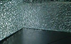 Производство заколенного стекла