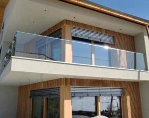 Ограждения балконов купить на заказ в москве
