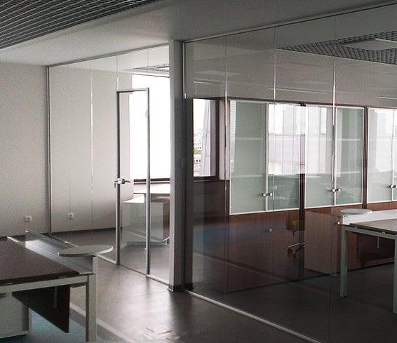 Разработка и установка офисных перегородок