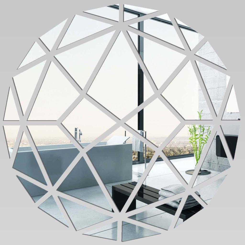 зеркало для дома. мозаика