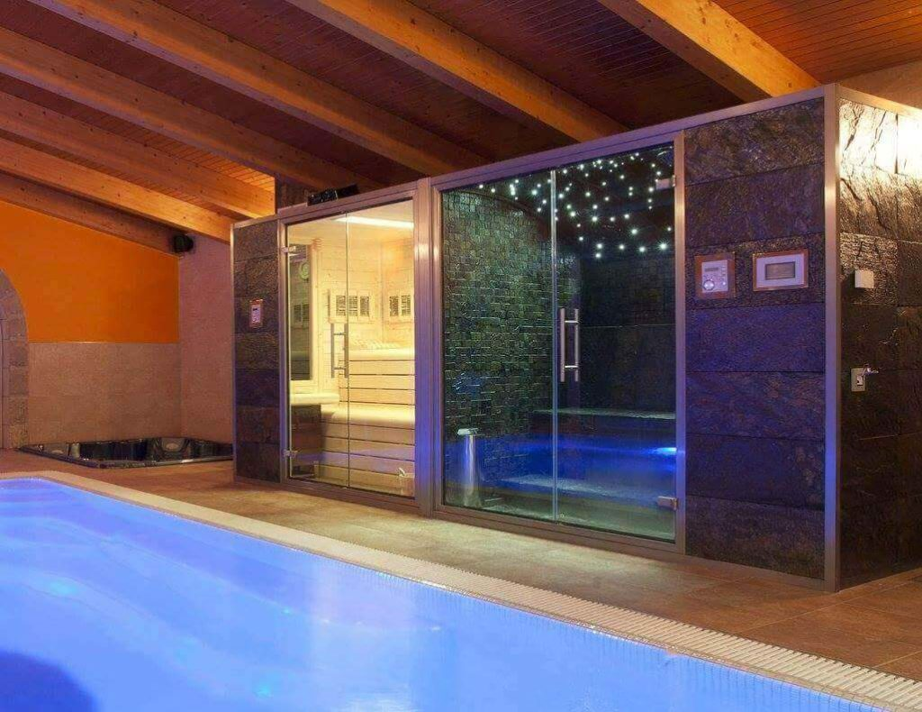 Остекление бани
