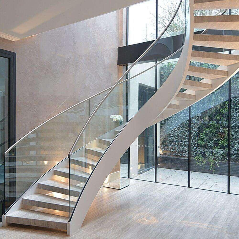 Ограждения для лестниц в доме