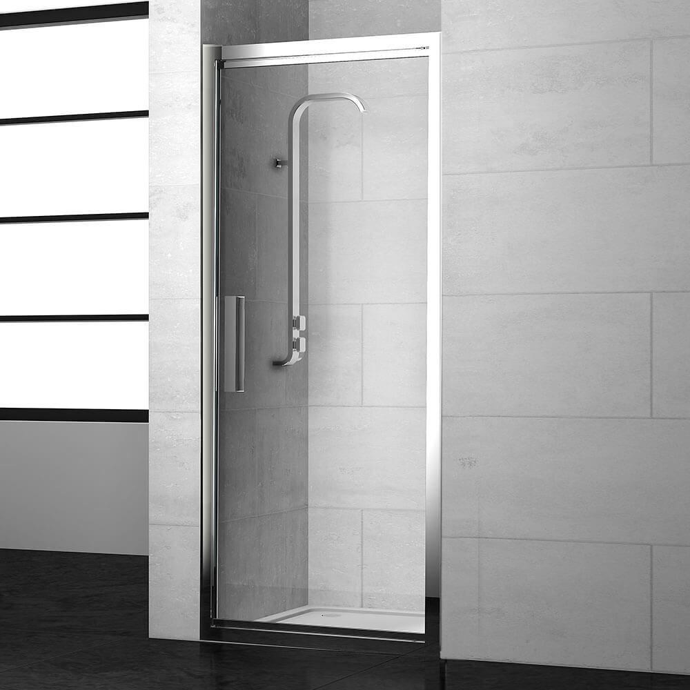 Душевая дверь в нишу (90см)