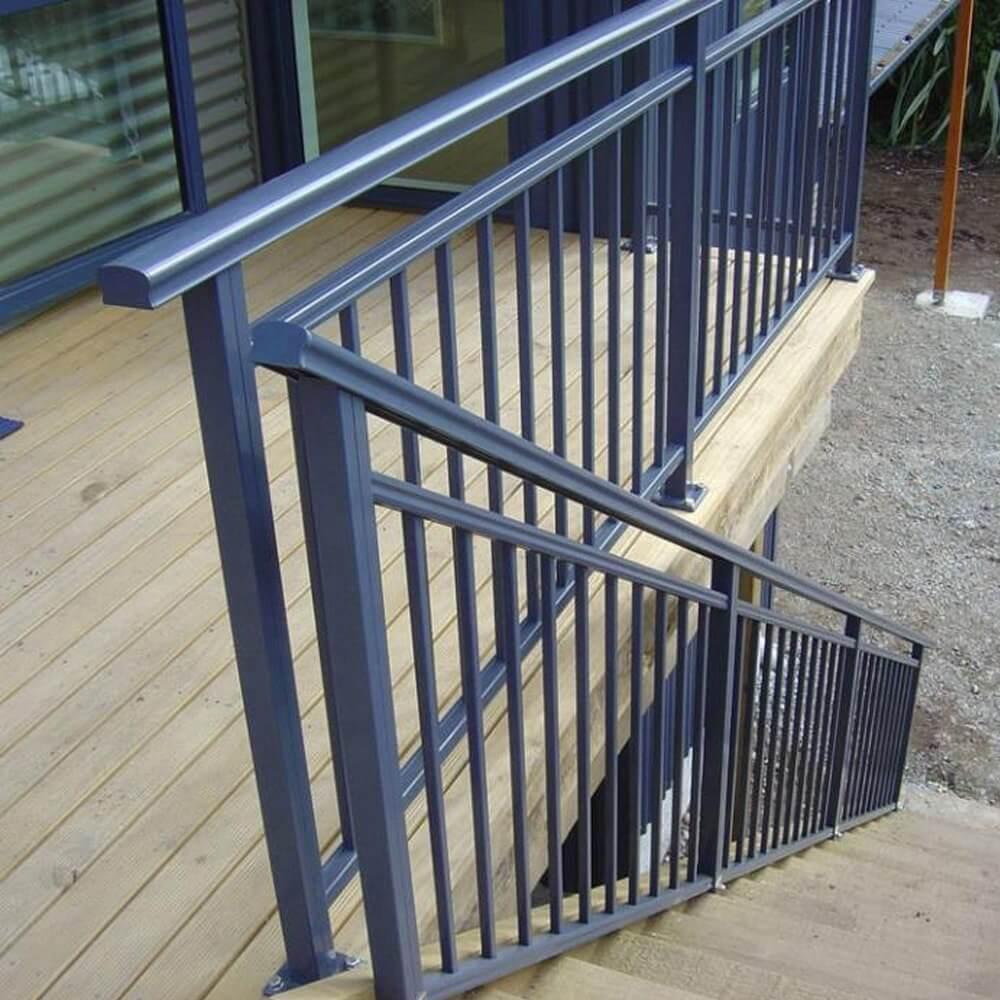 Ограждения для лестниц, маршей и площадок